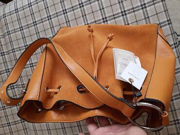 жен-сумка в Кыргызстан: Женская сумка от ZARA (НОВАЯ)