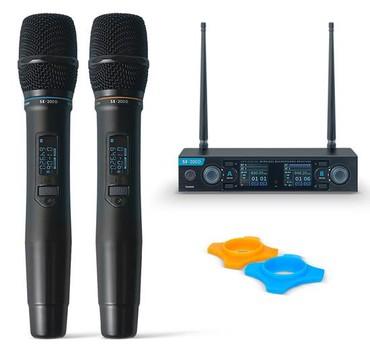 Уже в продаже новая серия микрофонов в Бишкек