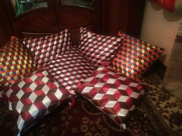 3 D подушка на заказ размеры 50:50 см