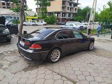 BMW 745 4.4 л. 2002 | 239000 км