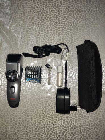 Üz qırxan Trimmer Panasonic ER217S520 su ilə yumaq mümkündür 6 aydır