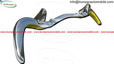 Mercedes 300SL years (1957-1963) bumpers stainless steel in Amargadhi  - photo 3