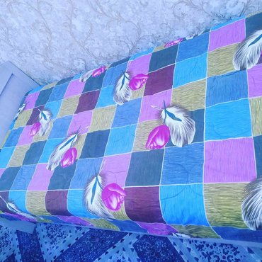 постельное принадлежности в Кыргызстан: Купи одеяло от Детского дома!Помоги детям!Распродажа Тонких одеял(внут
