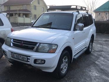 Продаю Mitsubishi pajero 3 в Бишкек