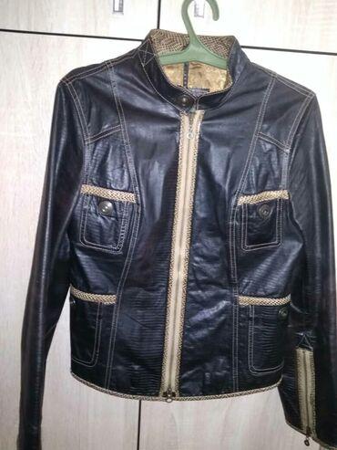 ПРОДАЮ Куртку женскую 100%кожа Турция 44-46размера. Отличный