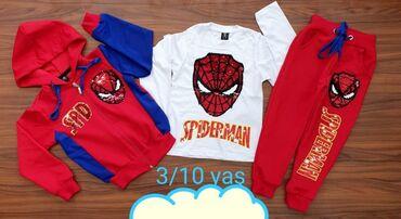 petruska kostyumu - Azərbaycan: Spiderman uşaq kostyumu