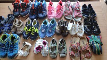 Детская одежда и обувь - Кыргызстан: Оптовая база продаёт детскую обувь Second Hand!!! Категория люкс. Из А
