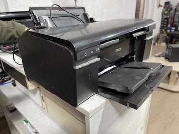 Принтер l800 цветной  В отличном состоянии