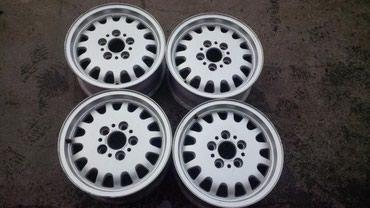 bmw m3 2 3 kat в Кыргызстан: Продаю диски на BMW 3. R15  7jx15is47