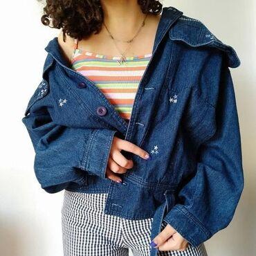 Ženske jakne - Beograd: Vintage teksas jaknica