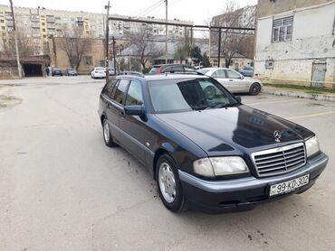 brilliance m2 1 8 at - Azərbaycan: Mercedes-Benz C 180 1.8 l. 1999 | 321000 km
