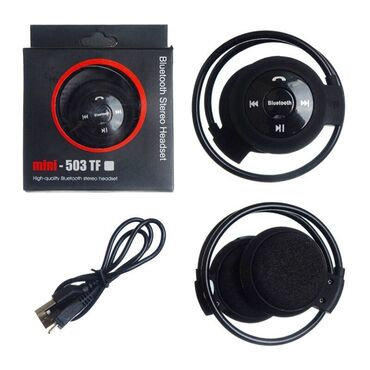 Беспроводные наушники мини 503.С поддержкой Bluetooth,MICRO