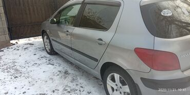 свит постельное белье оптом в Кыргызстан: Peugeot 307 1.6 л. 2004 | 335749 км