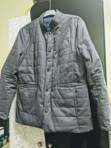 фасон узбекских платьев в Кыргызстан: Мужская куртка вайкики, размер L, почти новая. Идеальное качество!!!