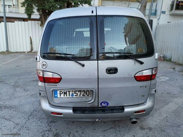 Hyundai H-1 (Grand Starex) 2002 σε Thessaloniki