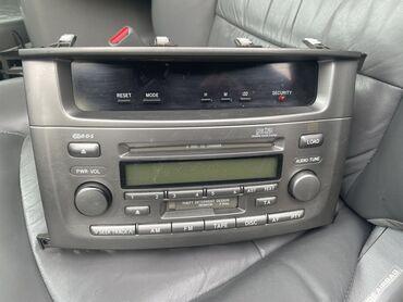 Продам магнитофон от Lexus Lx470 договорная цена б/у оригинал