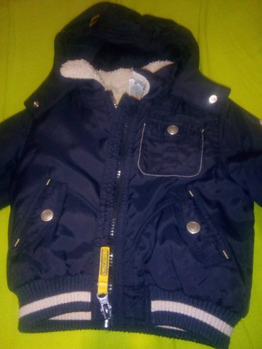 Topla smekerska jakna broj 74.jesen,zima,prolece - Belgrade