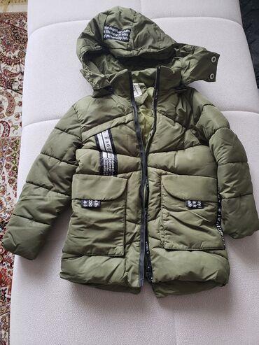 Куртка Зима 3,4 года