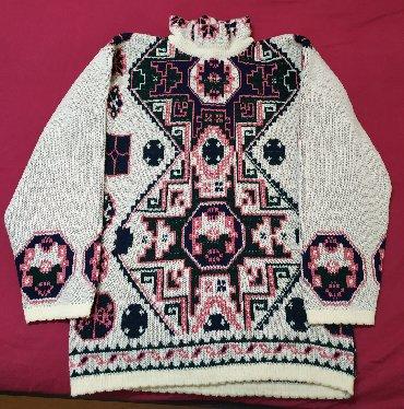 Как новый. Размер L. Теплый зимний свитер