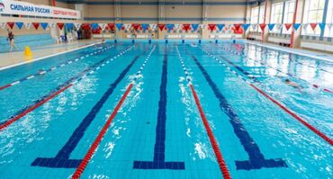 Строительство бассейнов, начиная с котлована до ключа, красиво, качест