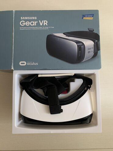 Vr oculus samsung sm-r322. Пользовались очень редко, в хорошем состоян