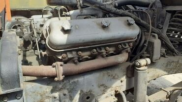 Мотор Маз 6-ка +Коробка  Фото не родное