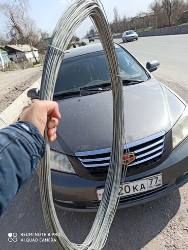 Geely - Кыргызстан: Geely Emgrand EC7 1.5 л. 2013 | 120000 км