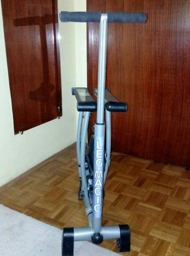 Leg Magic - Fitnes sprava (malo koriscena) - Sremski Karlovci