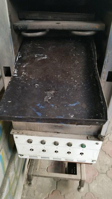 Печка в Каракол
