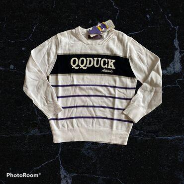 Очень крутой свитер. Подойдёт на 3-4 лет