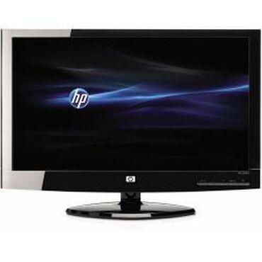 hp x20 led в Кыргызстан: Монитор 20'' HP х 20 LEDМодель: HP х20LED (WN004AA) Тип матрицы