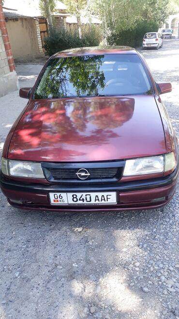 Транспорт - Исфана: Opel Vectra 1992