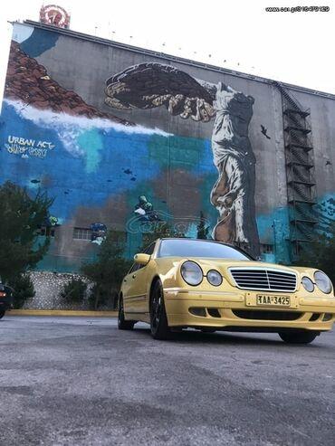 Mercedes-Benz E 270 2.7 l. 2001 | 400000 km