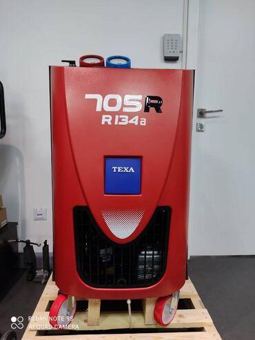 перешить панель авто в Кыргызстан: Установка для заправки кондиционеров TEXA Konfort 705R Автоматическая