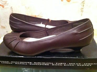 Туфли кожаные из Бразилии в Bakı