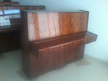 Gəncə şəhərində Belarus pianolar uc və iki pedall təzə ideal vəziyyətdə- şəkil 3