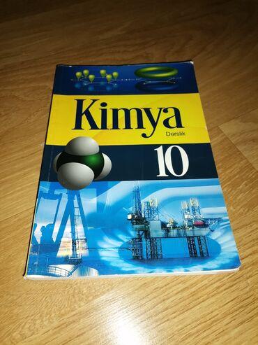 10 cu sinif Kimya