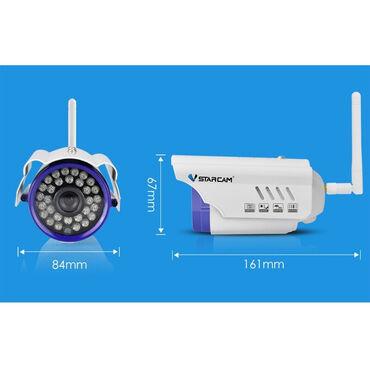 vstarcam c7893wip в Азербайджан: Intenet Kamera Vstarcam C7815WIP (yeni)Açığ hava şəraitində istifadə