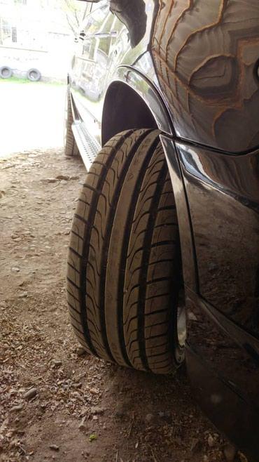 Продаю комплект шин на BMW X5, 315/35 R20 - 275/40 в Бишкек