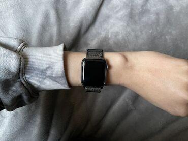 Видеокамера из бумаги - Кыргызстан: Черные Унисекс Наручные часы Apple