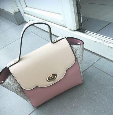 Prelepa torba UVOZ Pariz Novo