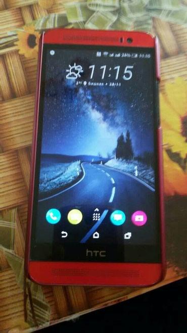 Продаю HTC One e 8 dual sim 4 G , хорошее в Бишкек