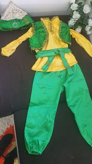 Новогодний костюм продаём СултанШах Алладин на 5-6 лет сост отл НОВ