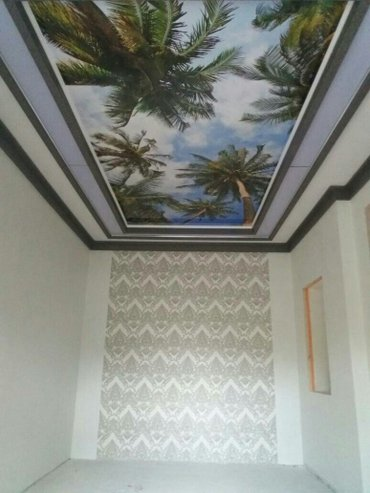 Натяжные потолки.из германии .замер бесплатно.100%гарантия в Бишкек
