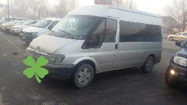 серый ford в Кыргызстан: Ford Transit 2006