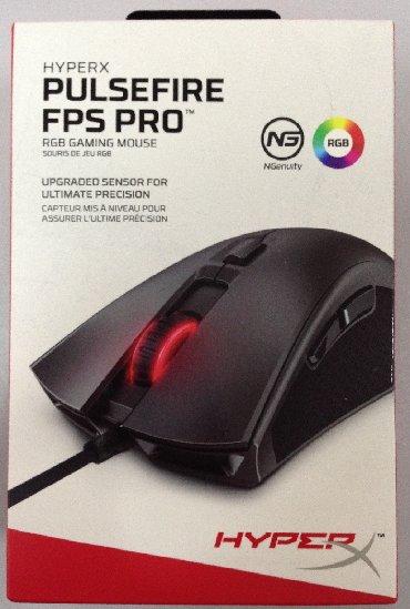 Компьютерные мыши - Кыргызстан: HyperX Pulsefire FPS Pro - мышь для геймеров