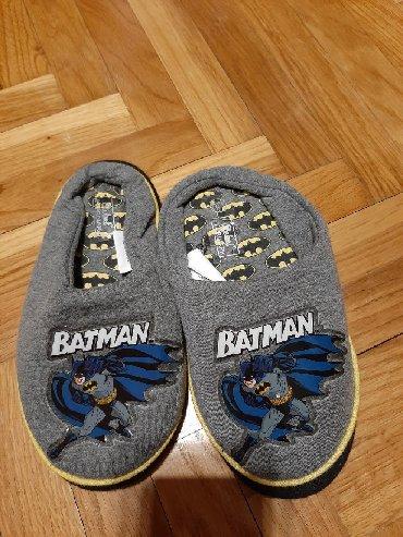 Decije papuce batman nove broj 13/33