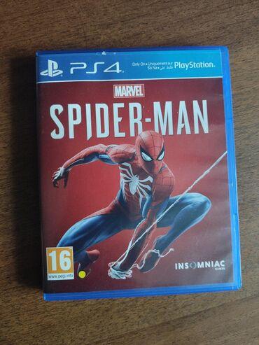 русские журналы в Кыргызстан: Spider man PS4 полностью на русском! В отличном состоянии