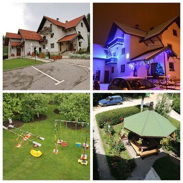 Apartmani Marjanović su udaljeni na 700m od hotela Palisad, na 10 min