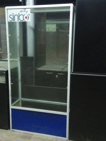 Продаю витрину dia б/у в хорошем состоянии 1 шт большая 2м×1м.. в Бишкек